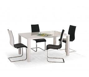 RONALD 120/160 - стол с лаковым покрытием раскладной