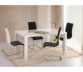 RONALD 160/200 - стол с лаковым покрытием раскладной