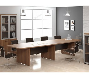 БРИДЖ столы заседаний - мебель для руководителя