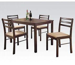 NEW STARTER - обеденная группа (стол + 4 стула)