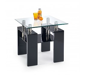 DIANA H square laquered - стол журнальный