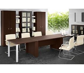 КВАРТАЛ столы заседаний - мебель для руководителя