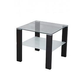 SIMPLE H square - стол журнальный