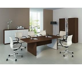 ЛАТТЕ столы заседаний - мебель для руководителя