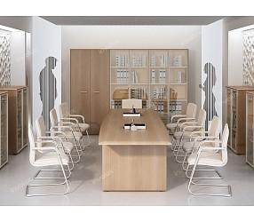ОКСФОРД столы заседаний - мебель для руководителя