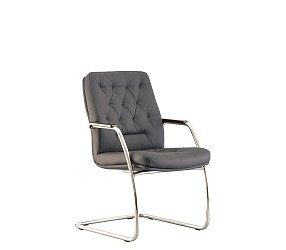 CHESTER steel CF LB chrome - стул для посетителей