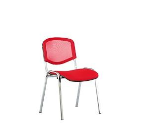 ISO NET chrome - стул для посетителей