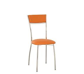 VIOLA PLUS chrome - стул металлический