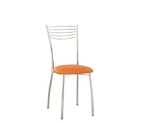 VIOLA chrome - стул металлический