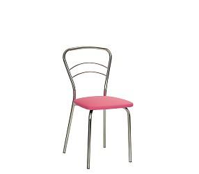 VULKANO chrome - стул металлический
