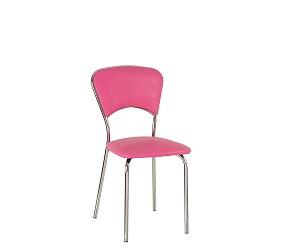 VULKANO PLUS chrome - стул металлический