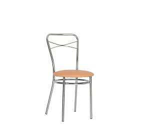 CASTANO chrome - стул металлический
