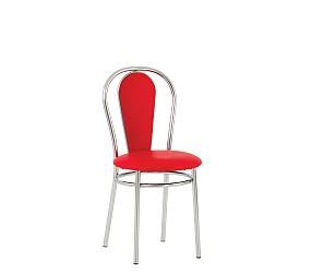 FLORINO chrome - стул металлический