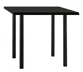 KAJA black - стол деревянный