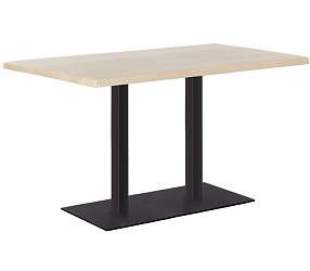 TETRA DUO - стол деревянный