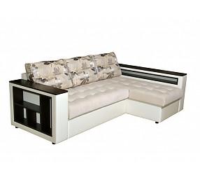 БАККАРА - диван угловой раскладной