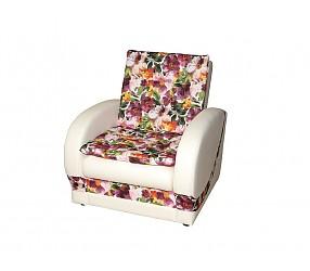 ДАЛЛАС - кресло раскладное с подлокотниками
