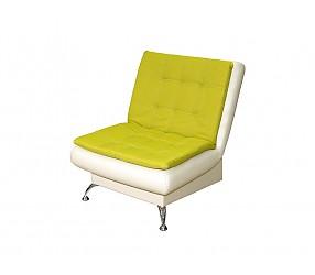ДАЛЛАС - кресло раскладное без подлокотников