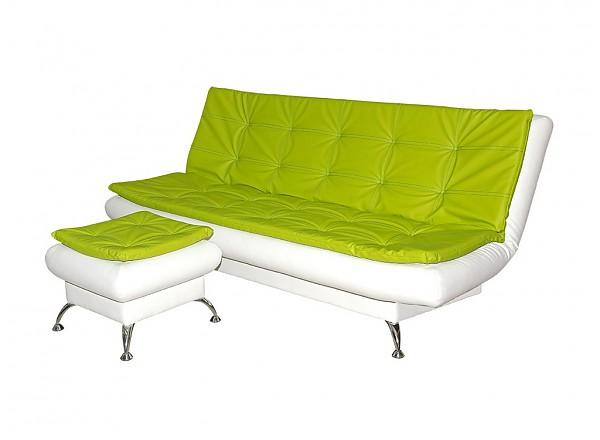 даллас диван прямой раскладной без подлокотников