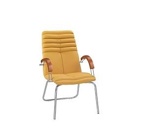 GALAXY wood CFA LB - стул для посетителей