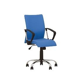 NEO NEW GTP chrome - кресло для персонала
