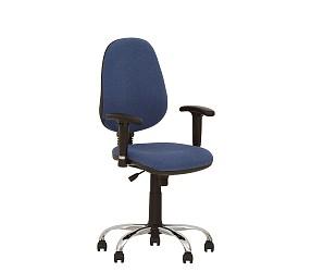 GALANT GTR chrome - кресло для персонала