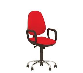 COMFORT GTP chrome - кресло для персонала