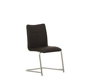 DESILVA chrome - стул для посетителей