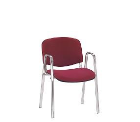 ISO W chrome - стул для посетителей