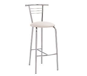 TINA HOKER chrome - стул для барных стоек