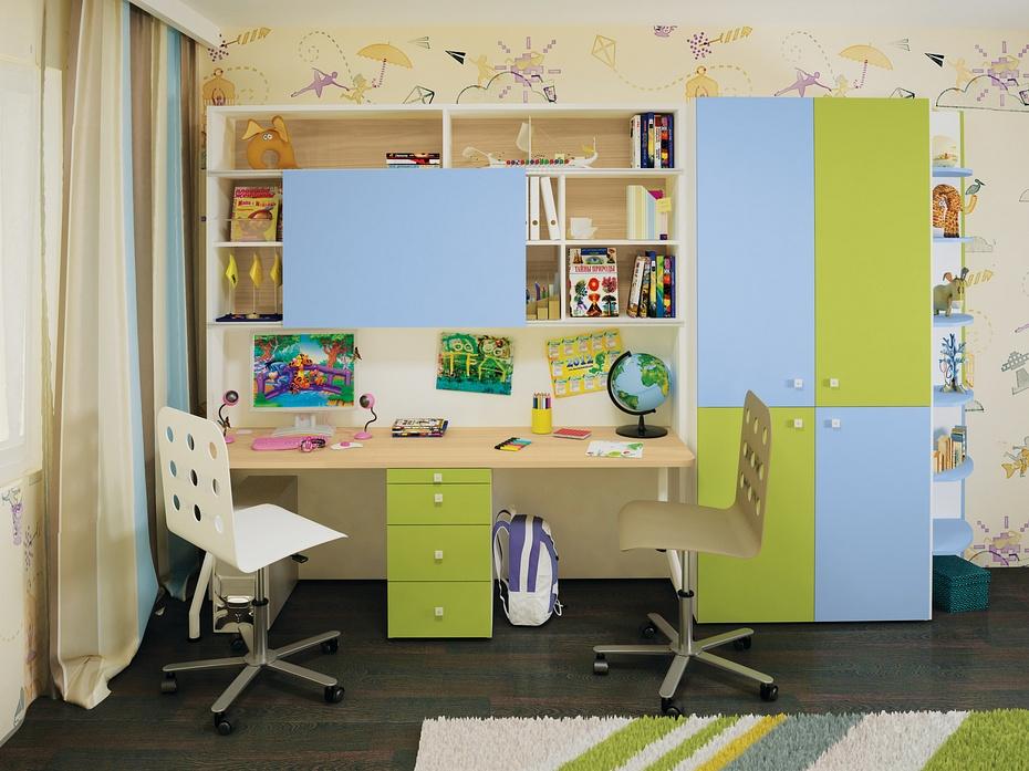 Детская мебель солнечный город (инволюкс) - мебель недорого .