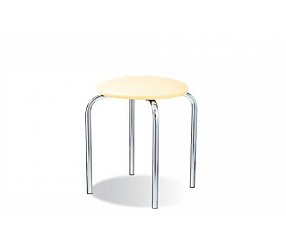 CHICO chrome - стул металлический