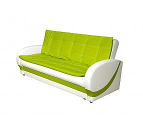 ДАЛЛАС - диван прямой раскладной с подлокотниками