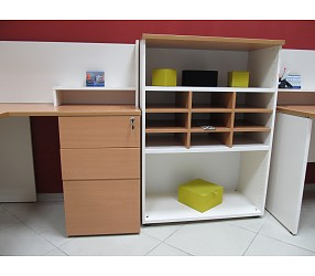 КВАРТАЛ Оптима - комплект мебели для персонала